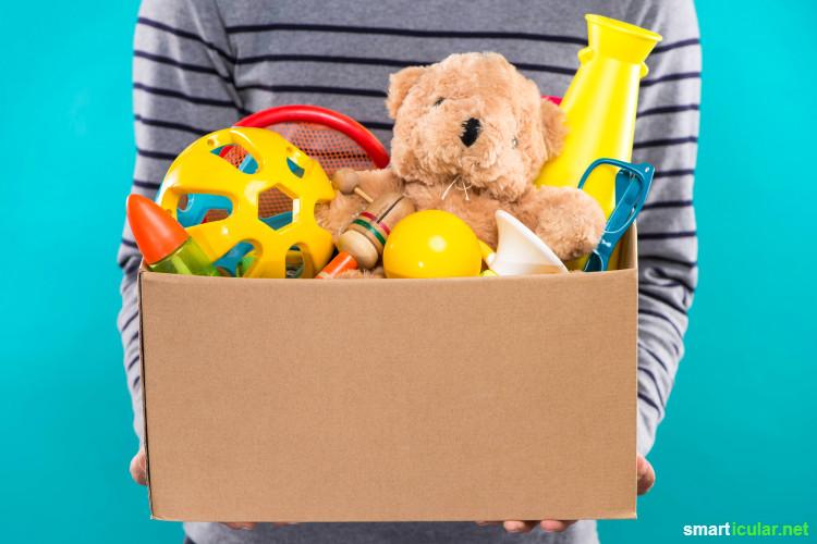 Ordnung im Kinderzimmer ohne Frust und Geschrei? Mit diesen Tipps wird aus der Last ein kreativer Spaß, der Eltern und Kindern besser gerecht wird.