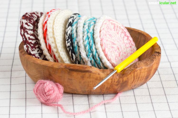 7 einfache Häkelprojekte: Nützliche Dinge selber machen