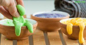 Es ist beides! Mit selbst gemachter Knetseife macht Waschen sogar Kindern Spaß - aber auch den Großen.