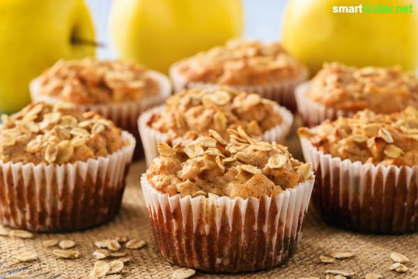 Jeden Tag Brot oder Brötchen zum Frühstück ist auf Dauer langweilig! Mit diesen Rezepten bringst du gesunde Abwechslung auf den Frühstückstisch.