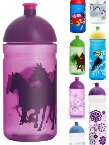 Aluminium, Plastik, Glas - welche Trinkflasche für Kinder ist gesund und umweltfreundlich? Tipps zur Auswahl der Typen und Materialien.