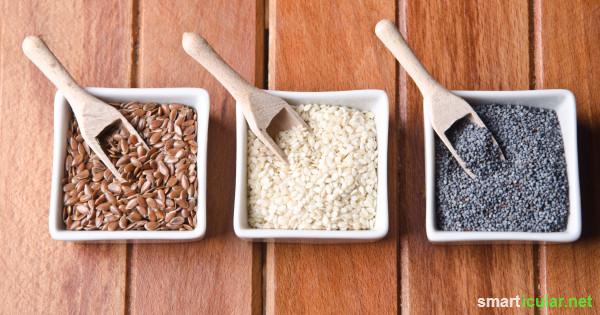 Milch enthält viel Calcium? Diese 10 Lebensmittel enthalten sogar noch mehr Calcium als Kuhmilch und lassen sich leicht in die Ernährung integrieren.
