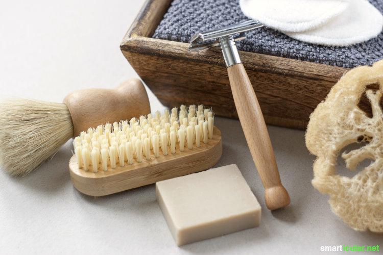In herkömmlichen Kosmetik- und Pflegeprodukten verbergen sich viele Inhaltsstoffe, die der Gesundheit schaden. So kannst du sie vermeiden!