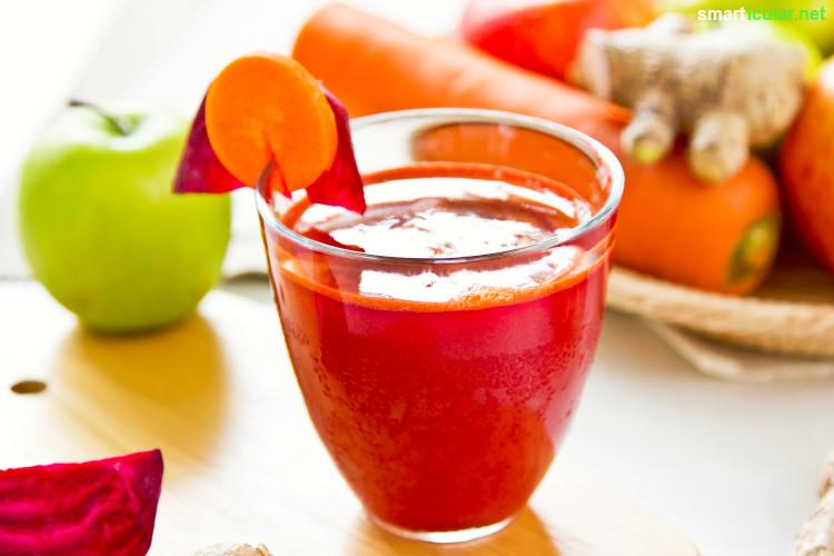 Grüne Smoothies sorgen für eine Extraportion Vitamine. Diese drei Rezepte zeigen, dass es auch im Winter mit regionalen und saisonalen Zutaten geht!