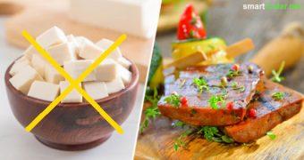 Warum denn immer nur Soja? Zahlreiche gehaltvolle Alternativen zu Tofu & Co. bringen Abwechslung, wenn du Soja nicht magst oder nicht verträgst.