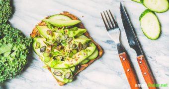 Ständig unter Stress? Diese Lebensmittel füllen deine Energiespeicher wieder auf, machen dich gelassener und glücklicher.