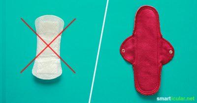 Stoffbinden sind ein umwelt- und hautfreundlicher Ersatz für das Einwegprodukt. Hier findest du alle wichtigen Infos zu Modellen, Materialien, Aufbewahrung und Pflege der nachhaltigen Monatshygiene.