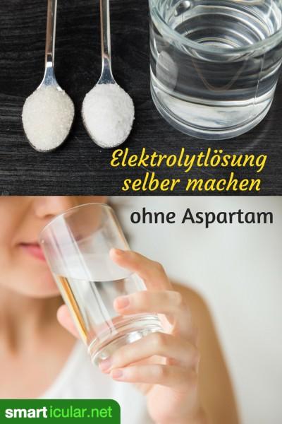 elektrolyte selbst herstellen