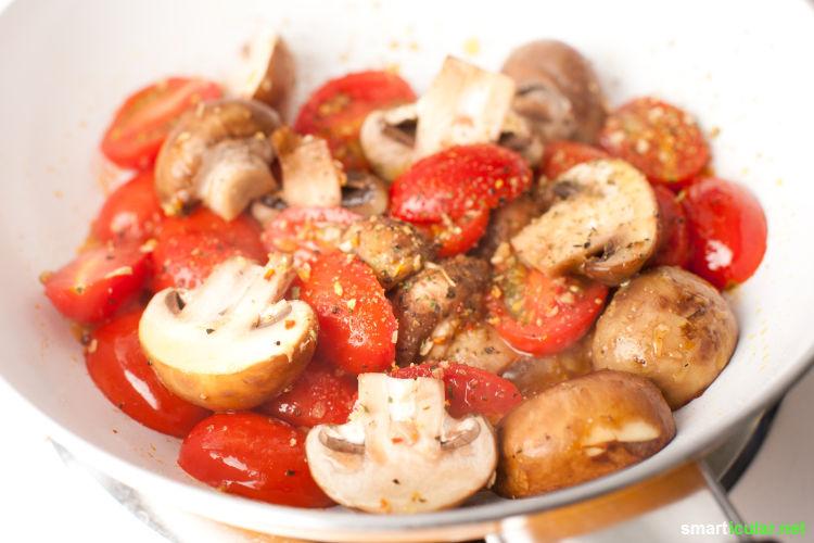 Im März ist das erste regionale Gemüse aus dem Freiland erhältlich. Ideale Rezepte, um deinen Körper nach dem Winter mit Vitaminen und Vitalstoffen zu versorgen, findest du hier.