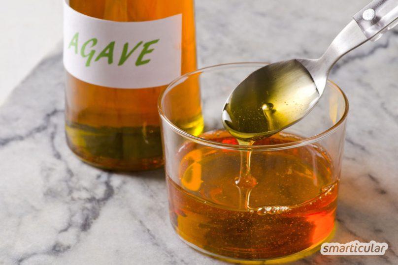 Agavensirup ist als veganer Honigersatz und weitgehend naturbelassene Zuckeralternative äußerst beliebt. Dabei ist sein hoher Fructose-Gehalt nicht unproblematisch.