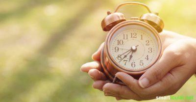 An materiellen Dingen mangelt es uns nicht, wohl aber an Zeit. Mit diesen Möglichkeiten kannst du Zeit statt Zeug zu schenken - für mehr Erlebnisse und Gemeinsamkeit!