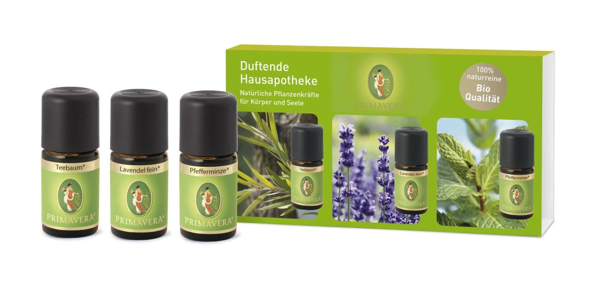 Primavera naturreine, biologische, ätherische Öle online bestellen