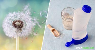 Wenn die Pollen wieder anfangen zu fliegen, leiden viele Menschen unter Heuschnupfen. Die Nasendusche ist ein bewährtes Hausmittel, um Allergiebeschwerden natürlich zu lindern.