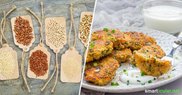 Wer unter Glutenunverträglichkeit leidet, muss sich im Alltag manchmal einschränken. Dennoch gibt es viele glutenfreie, schmackhafte Alternativen, die Abwechslung auf den Teller bringen!