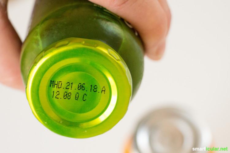 Das Mindesthaltbarkeitsdatum taugt nicht um zu ermitteln, ob Lebensmittel noch essbar sind. Mit diesen Tipps kannst du die Haltbarkeit selbst erkennen und verlängern.