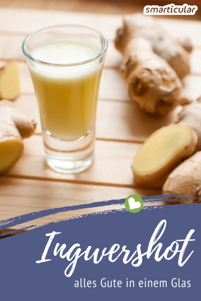 Dieser konzentrierte Ingwer-Powertrunk versorgt dich nicht nur mit Energie und stärkt dein Immunsystem, sondern verzaubert auch Limonaden und Kuchen.
