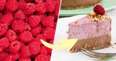 Besonders im Sommer ist frischer, gesunder Kuchengenuss ohne aufwändiges Backen gefragt - wie wäre es da mit einer Rohkosttorte, die du beliebig zusammenstellen kannst?