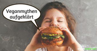 Ernährung ist ein sehr persönliches Thema. Um Streit am Esstisch zu vermeiden, wird hier sachlich mit den gängigsten Vorurteilen zum Veganismus aufgeräumt.