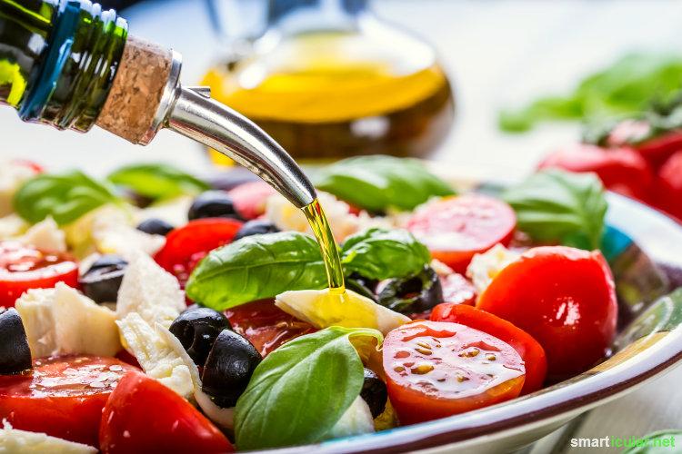 Um auch im Alter fit zu bleiben, sind Tabletten häufig nicht notwendig. Eine altersgerechte Ernährung und Bewegung sind oft viel wirksamer.