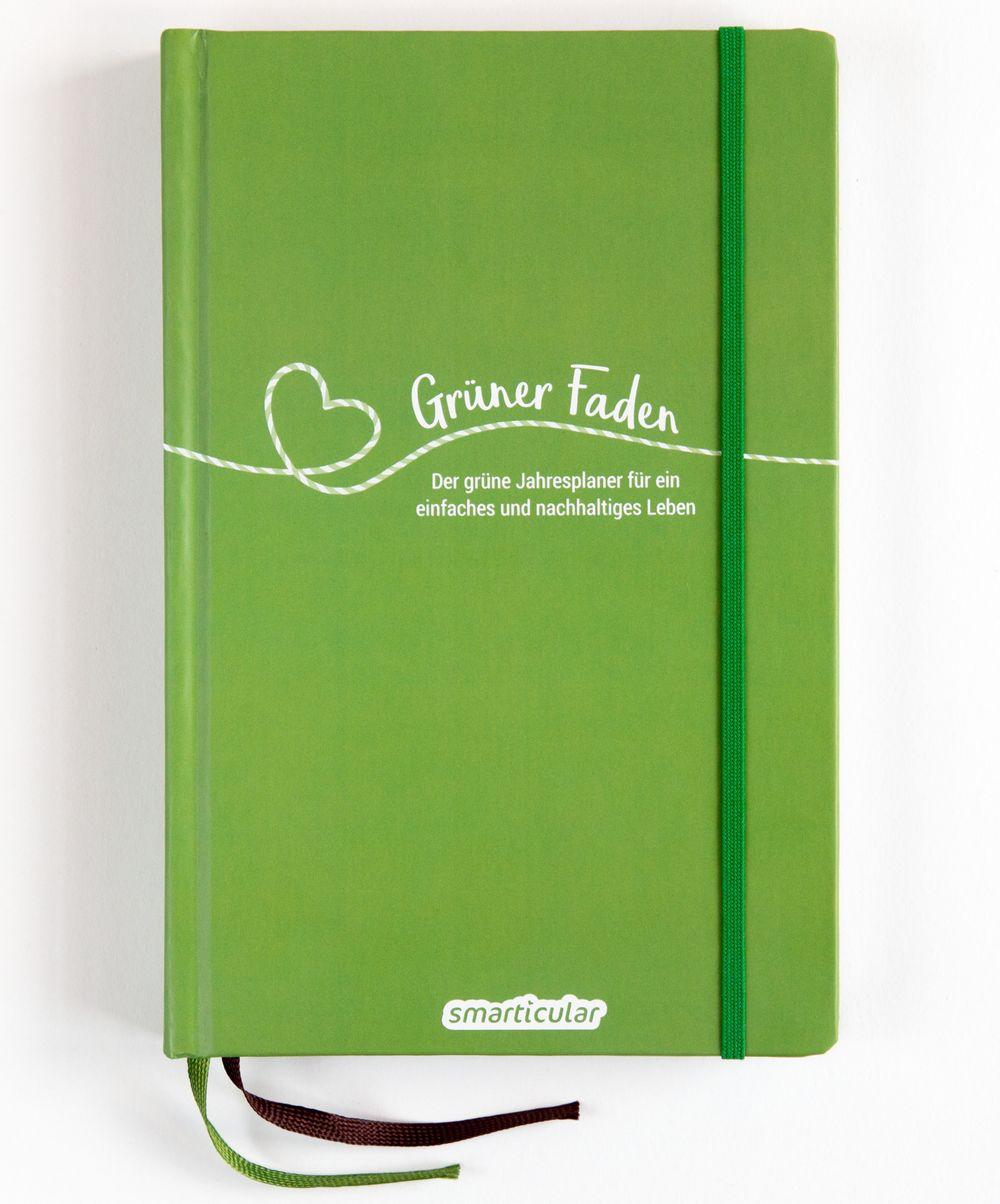 Grüner Faden in hellgrün (das Original) – 978-3-946658-15-3