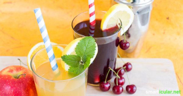Alkoholfreie Cocktails Zum Fitwerden Regionale Superfoods Statt Promille