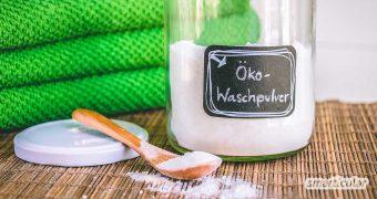 Waschmittel ist so einfach herzustellen, dass ich mich manchmal frage, warum Leute es überhaupt noch kaufen! Hier mein Rezept: schnell, einfach, günstig!