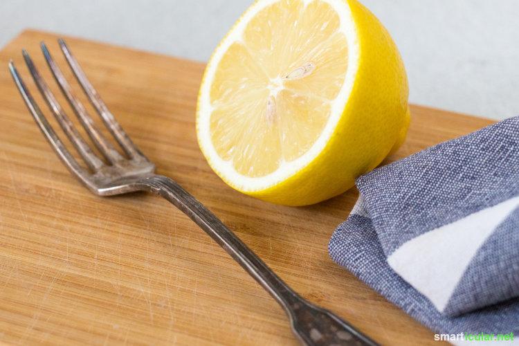silber reinigen mit natron alufolie und anderen hausmitteln. Black Bedroom Furniture Sets. Home Design Ideas