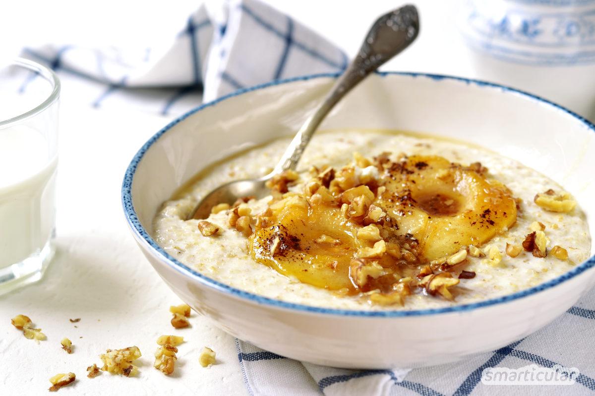 Sich von morgens bis abends vegan zu ernähren, ist nicht teuer - mit diesen Rezepten und Tipps vom Frühstück bis zum Abendessen sparst du sogar Geld!