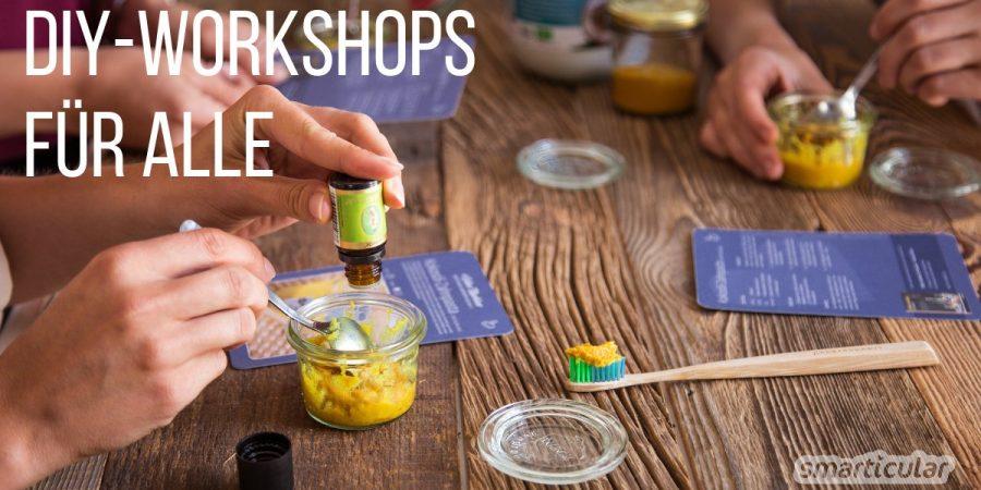 #SelberMachbar: Community-Workshops mit smarticular