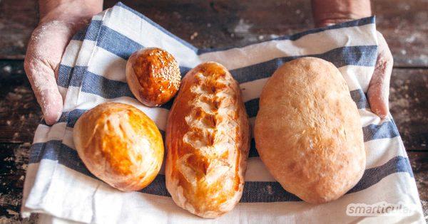 Brot Einfrieren Und Auftauen Ohne Gefrierbrand So Geht Es Richtig
