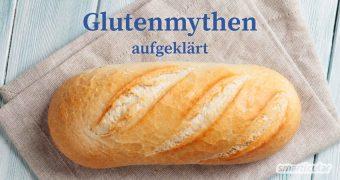 Gluten macht krank und dick, glutenfrei ist doch nur einer dieser Trends! - Ja, was denn nun? Hier werden die häufigsten Glutenmythen näher beleuchtet und einfach erklärt.