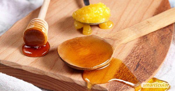 Gesunden, naturbelassenen Honig von minderwertigen Industrieprodukten zu unterscheiden, ist gar nicht so einfach. Mit diesen Tipps erkennst du das hochwertige Naturprodukt!