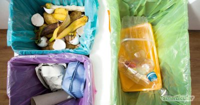 Nur wer richtig trennt, trägt dazu bei, dass Verpackungen, Biomüll, Glas und Co. auch wirklich recycelt werden können. Mit diesen Tipps vermeidest du Recycling-Fehler, die die sinnvolle Verwertung des Mülls verhindern.