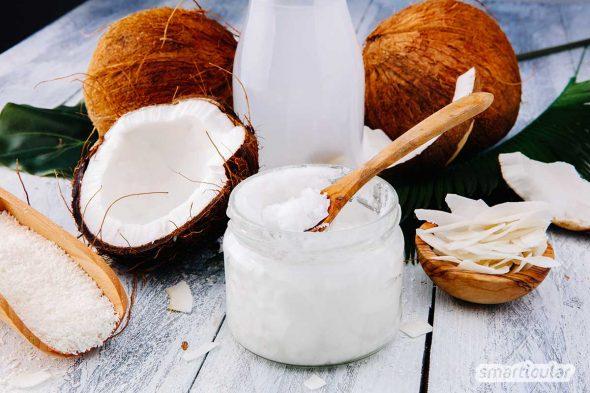 Kokosöl Intimrasur