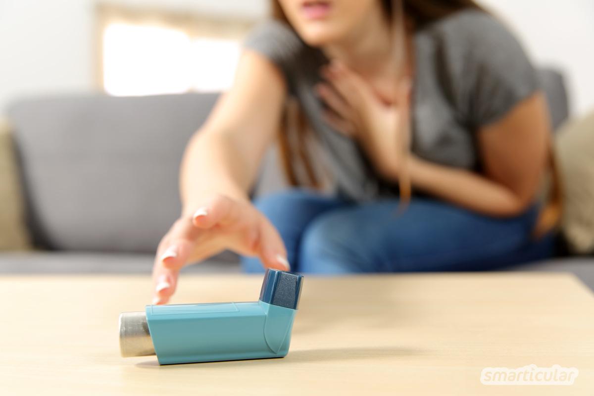 Atemübungen sind zur Entspannung bei Stress und Nervosität bekannt. Aber sie dienen auch zur Linderung von Schmerzen und Atemnot!