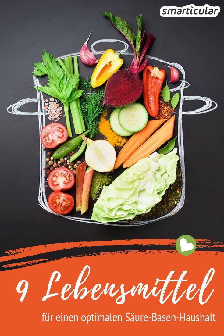 Mit einer überwiegend basischen Ernährung lässt sich vielen Krankheiten entgegenwirken. Dank dieser Lebensmittel lässt sich besonders leicht in den Alltag integrieren.