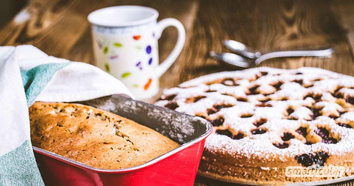 Gelingsichere Kuchenrezepte Mit Zutaten Die Man Immer Im Haus Hat