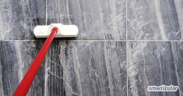 natursteinb den richtig reinigen und pflegen einfach und nat rlich. Black Bedroom Furniture Sets. Home Design Ideas