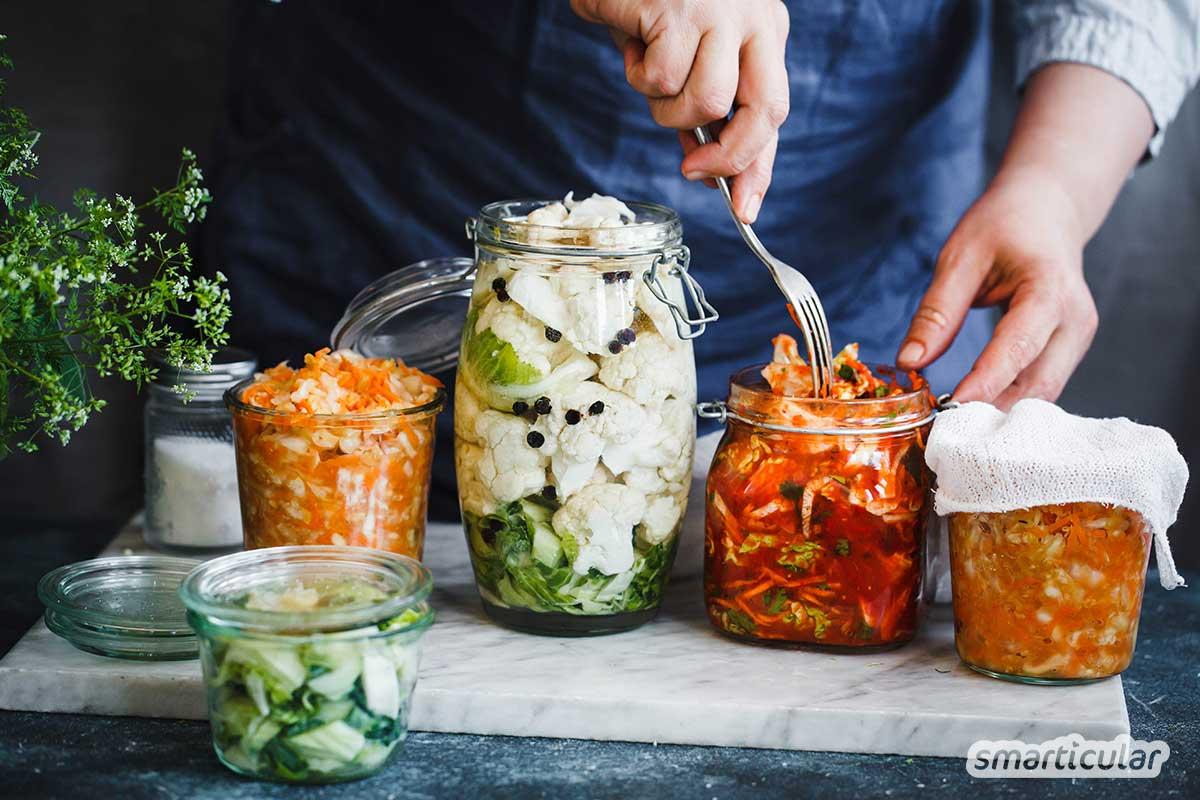 Anstatt Zitronen und Orangen aus fernen Ländern in den Winter-Speiseplan aufzunehmen, kannst du mit regionalen Lebensmitteln deinen Vitaminbedarf noch besser decken.