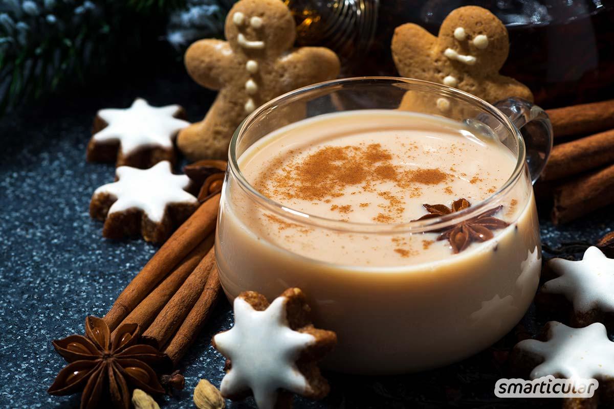 Unerwünschte Staubfänger zu Weihnachten verschenken? Besser sind selbst gemachte Köstlichkeiten aus der Küche, die Genuss bringen und ohne Müll auskommen.
