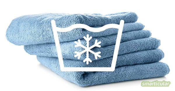 In Zeiten moderner Waschmittel und Waschmaschinen sind viele Hygieneregeln aus Omas Zeiten passé! Mit diesen Tipps wird die Wäsche auch bei < 20 Grad hygienisch sauber.