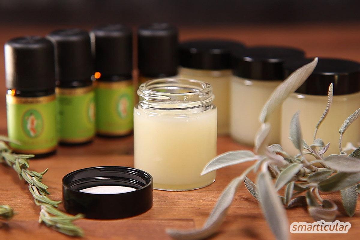 Statt mit teuren Kombipräparaten aus der Apotheke kannst du Erkältungssymptome mit einfachen, natürlichen Hausmitteln und selbst gemachten Helferlein behandeln. Hier findest du zahlreiche Tipps und Rezepte!