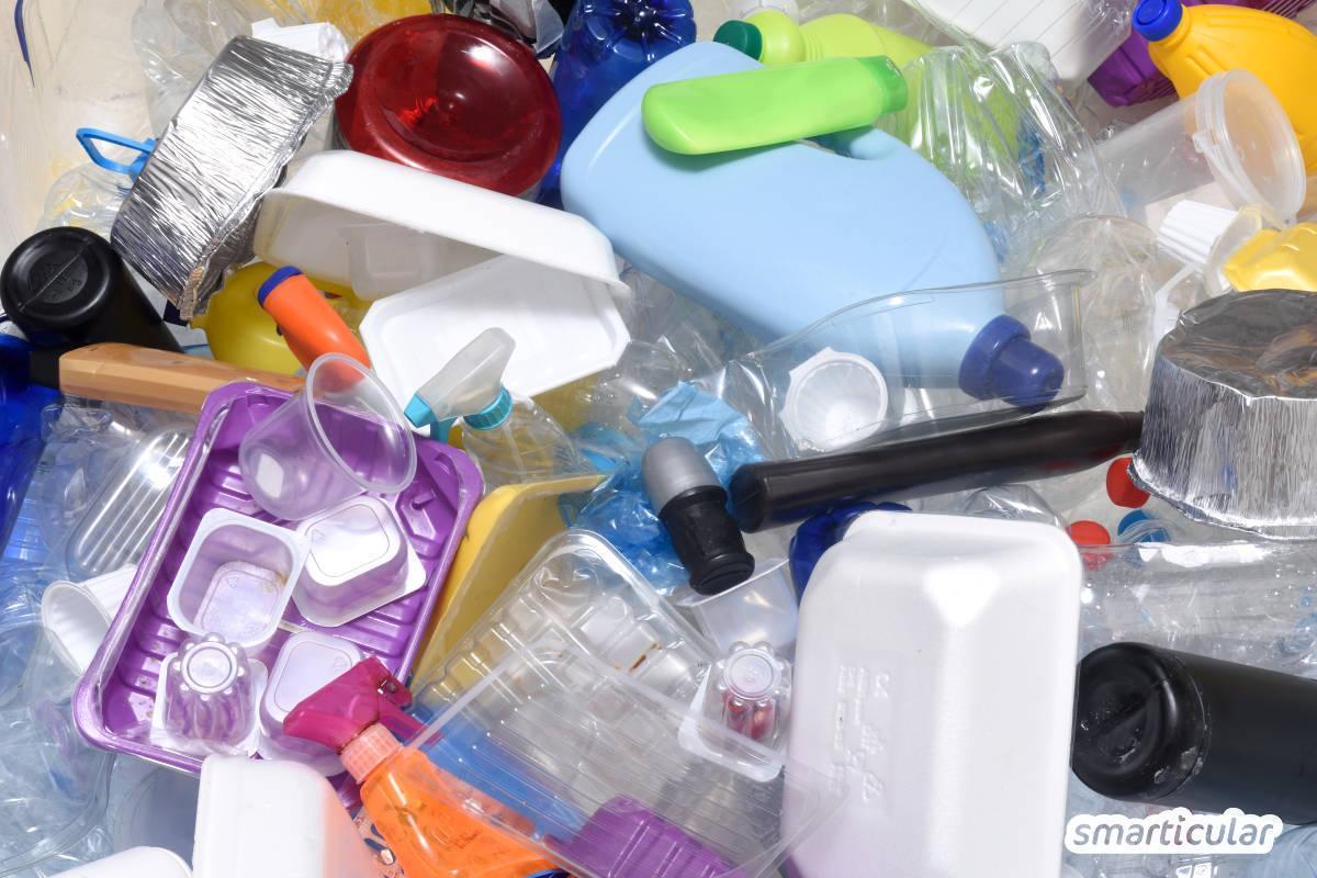 Richtig getrennter Müll kann leichter recycelt werden. Das schont die Umwelt und spart Ressourcen. Hier erfährst du, was in welche Tonne gehört und was nicht.