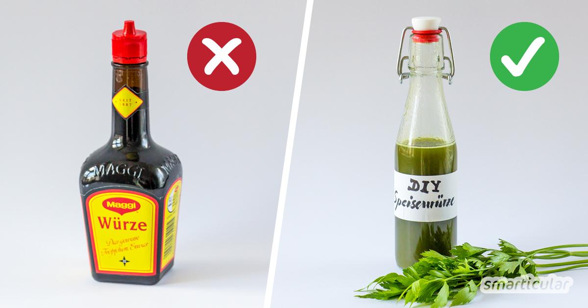 Industrielle Fertigprodukte enthalten oft fragwürdige Zusatzstoffe und sind meist besonders üppig verpackt. Mit diesen DIY-Alternativen lebst du gesünder und sparst jede Menge Verpackungsmüll ein!
