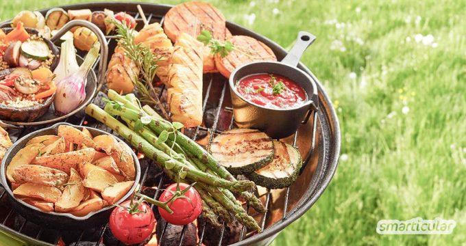 Zu einem gesunden, abwechslungsreichen Grillabend gehört Gemüse auf den Grill! Ob direkt auf dem Rost oder indirekt im Grillkorb - so wird Gemüse lecker und knackig.