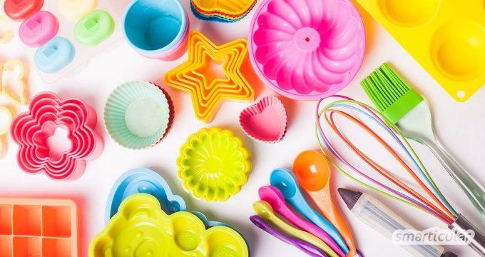 Silikon ist in immer mehr Küchenartikeln und Hygieneprodukten enthalten. Doch wie sicher und unbedenklich ist das Material, und was ist zu beachten?
