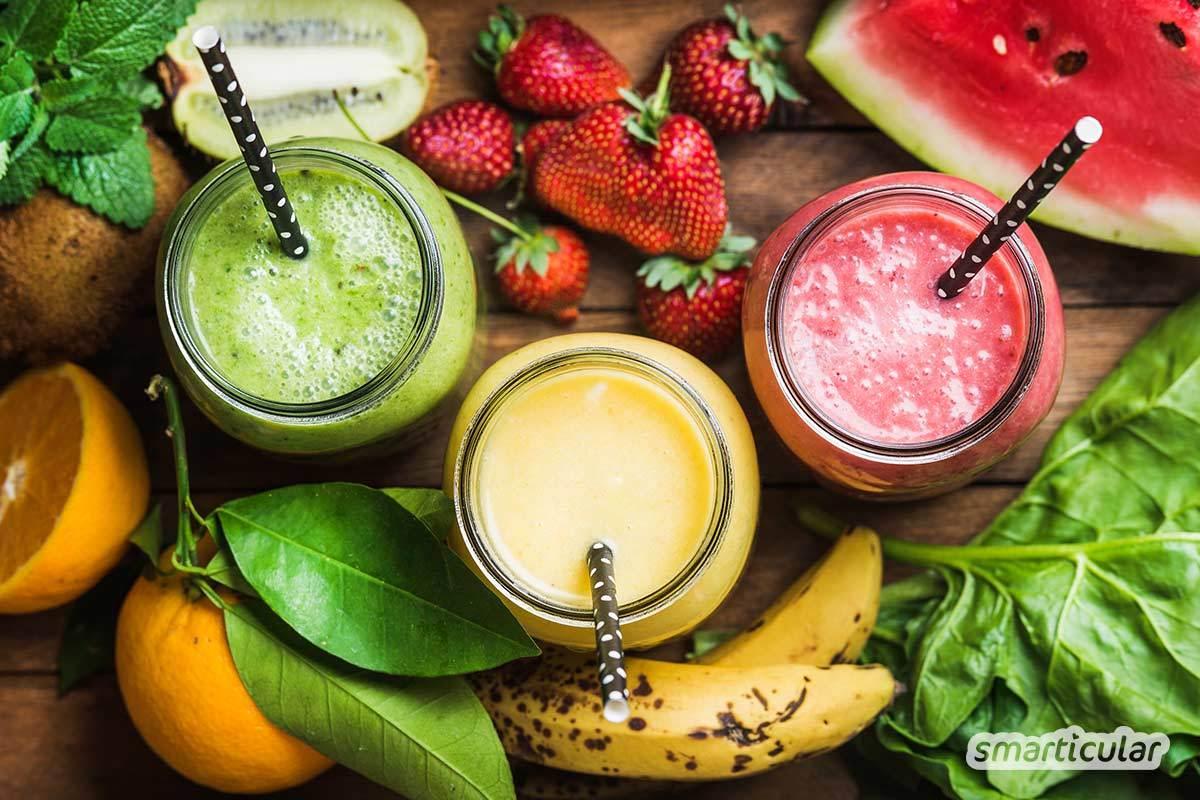 Tipps und Ideen zur Rohkost-Ernährung erfährst du hier.