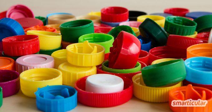 Sammeln für den guten Zweck muss gar nicht aufwändig sein! Viele Alltagsgegenstände und vermeintliche Abfälle können noch verwertet werden. Der Erlös kommt Hilfsprojekten oder dem Umweltschutz zugute.