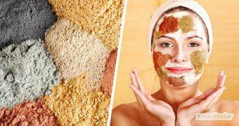 Natürliche Tonerde kann viele Haut- und Haarpflegeprodukte ersetzen. Doch ist weiße oder grüne Tonerde, Mineralerde, Lavaerde oder Heilerde die richtige für mich? Hier findest du Antworten.