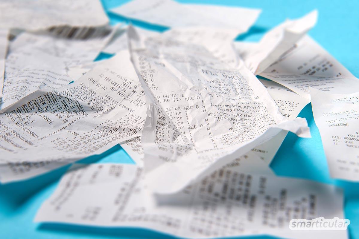 Müll zu vermeiden, ist häufig gar nicht so einfach! Und doch kannst du mit ein paar leicht umzusetzenden Gewohnheiten auf Dauer jede Menge Abfall sparen.
